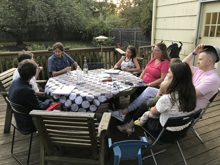 September 27 Neighborhood Meeting
